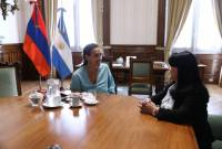 Vice President of Argentina wants to visit Armenia – the countries have the potential to foster 