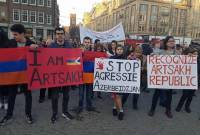 Armenian community of Netherlands to hold demonstration in Hague