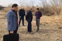 Pashinyan departs for one of the rural communities on unannounced visit