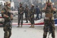One killed in Afghanistan blast