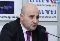 Number of tourists visiting Armenia will increase 15% in 2019, Tourism Federation Chairman 