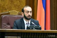 Official visit of Armenian delegation led by Speaker of Parliament begins in Germany