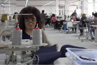 "Armenian jeans to replace foreign ones: ""Made in Armenia"" jeans production launched in 