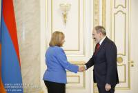 Newly appointed U.S. Ambassador reaffirms U.S. support to Armenia in a meeting with 
