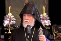 Catholicos Aram I of Great House of Cilicia to depart for Aleppo