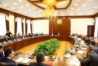 President of Artsakh chairs Cabinet meeting