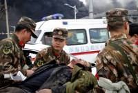 China chemical plant blast death toll reaches 78