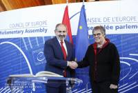 Armenian PM, PACE President hold meeting in Strasbourg