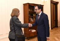 Armenia and United States discuss possibilities of enhancing cooperation