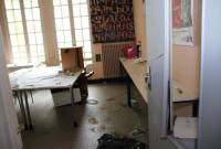 Armenian college in France vandalized