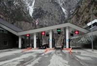 Stepantsminda-Lars highway open for all types of vehicles