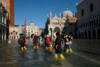 We are with you, Venice – Armenian Embassy expresses solidarity with flood victims