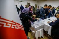 Iranians head to polls to elect new parliament, 6 Iranian-Armenians among candidates