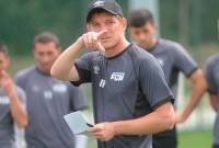FC Noah's Picusceac voted Best Coach of 2019/2020 season in Armenia