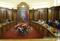 Highest bar must be set in fight against corruption – Armenia PM