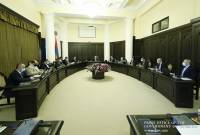 Measures to foster investment programs discussed at Government
