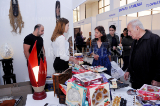 9th Pan-Armenian Expo international expo-forum