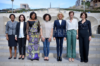 Spouses of La Francophonie heads of state and government 