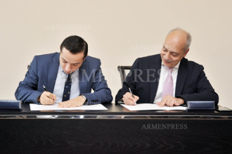 Armenia's Diaspora Ministry and AGBU Armenian Virtual College 