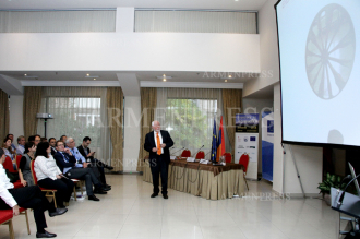 """Frontiers in Chemistry, Armenia"" - international seminar"
