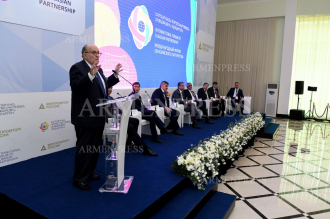 Plenary session on Potential capacities of EAEU countries and 