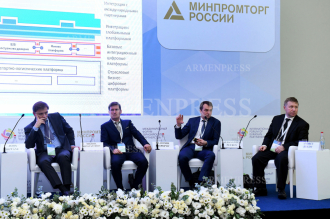 Session: Large, medium and small business: Cooperation of 
