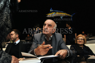 Presentation of English language translation of Artavazd 