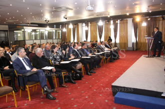 1st congress of Council of Elders of Armenia