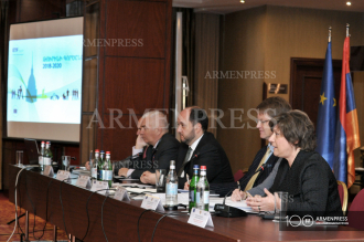 Discussions titled 'EU-Armenia recent cooperation 
