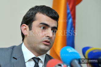 Minister of Transportation, Communication and IT Hakob 