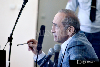 Court hearing on 2nd President Robert Kocharyan's case 