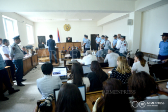Court hearing on Kocharyan's case continues