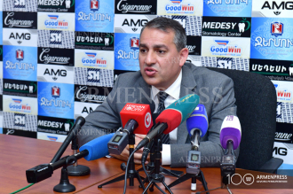 Press conference of MP Armen Khachatryan from ruling My 