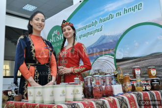 Открытие 19-й выставки «FOOD & DRINKS EXPO 2019»