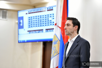 Yerevan City Council sitting