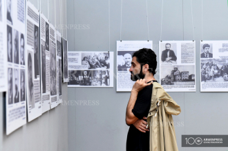 Armenpress and Hovhannes Tumanyan House-Museum launch 