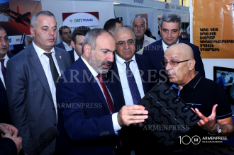 PM Nikol Pashinyan participated in Armenia Expo 2019