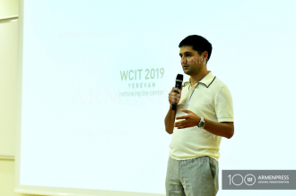 WCIT 2019 Volunteer Assembly