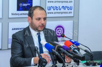 Deputy Minister of Environment Vardan Melikyan's news 