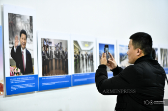 Photo exhibition dedicated to the 70th anniversary of the 