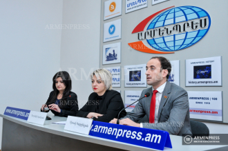 Press conference of deputy chairman of State Revenue 