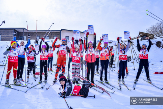 Armenian Ski Federation and the State Institute of Physical 