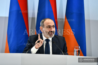 PM Nikol Pashinyan convenes news conference