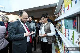 16th Yerevan Children's Book expo