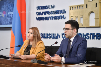 Minister of Justice Rustam Badasyan's press conference