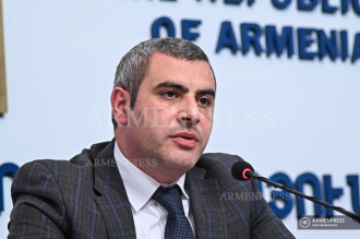 Health and Labor Inspection Agency chief Hakob Avagyan's 