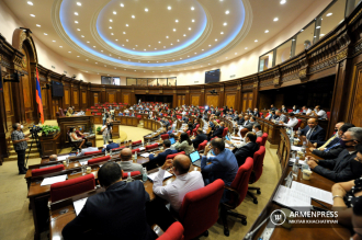 Parliament session