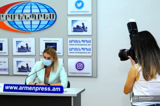 Deputy Minister of High-Tech Industry Victoria Poghosyan's 