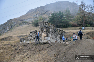 New findings at Tavush Fortress excavations