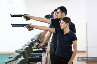 Armenian Shooting Championship